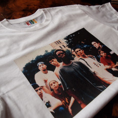 1995 KIDS 20th Anniversary T-Shirt. Not from Supreme